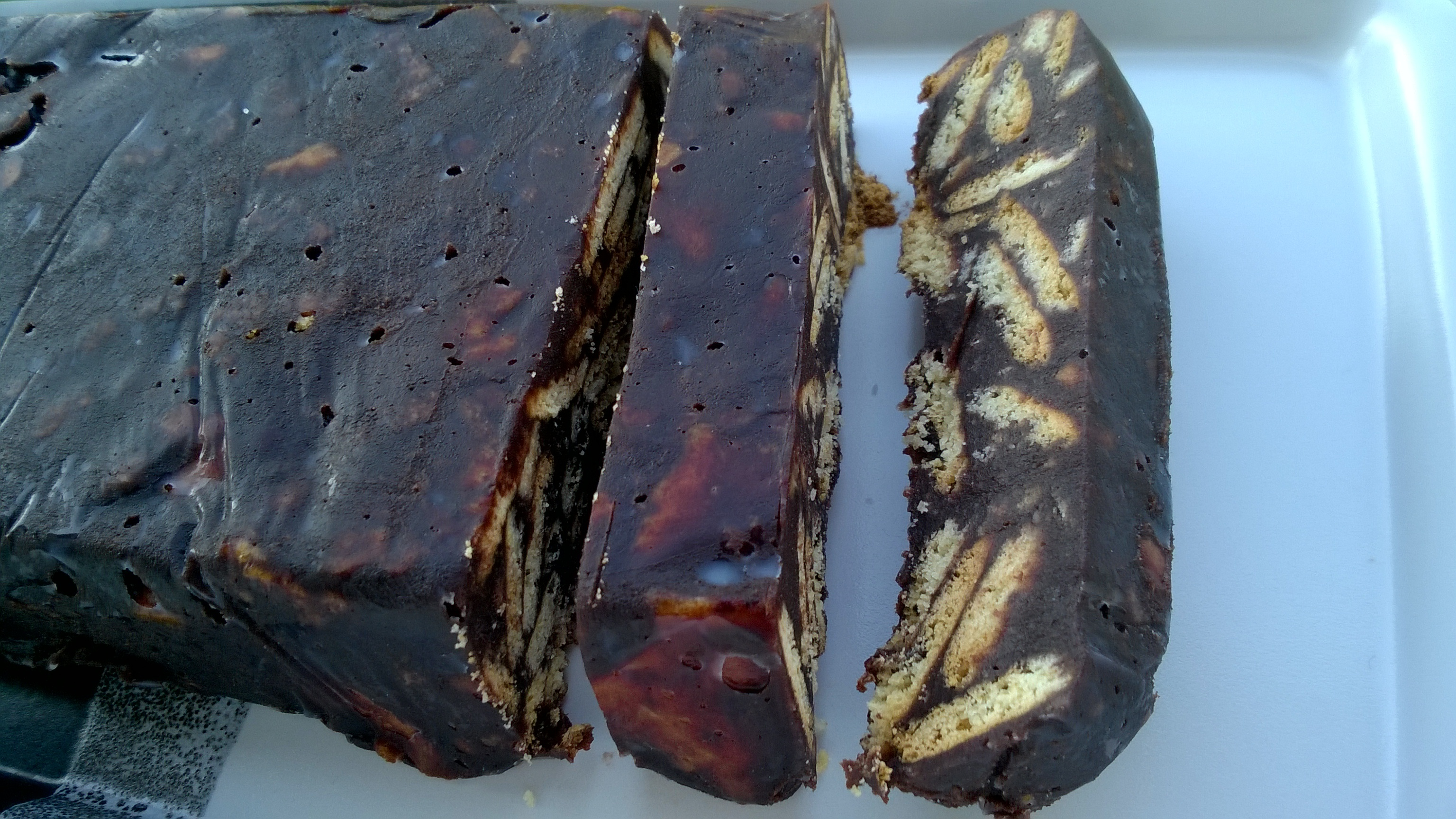 Thumbnail for Biscuit au chocolat – بسكوت بالشوكولا